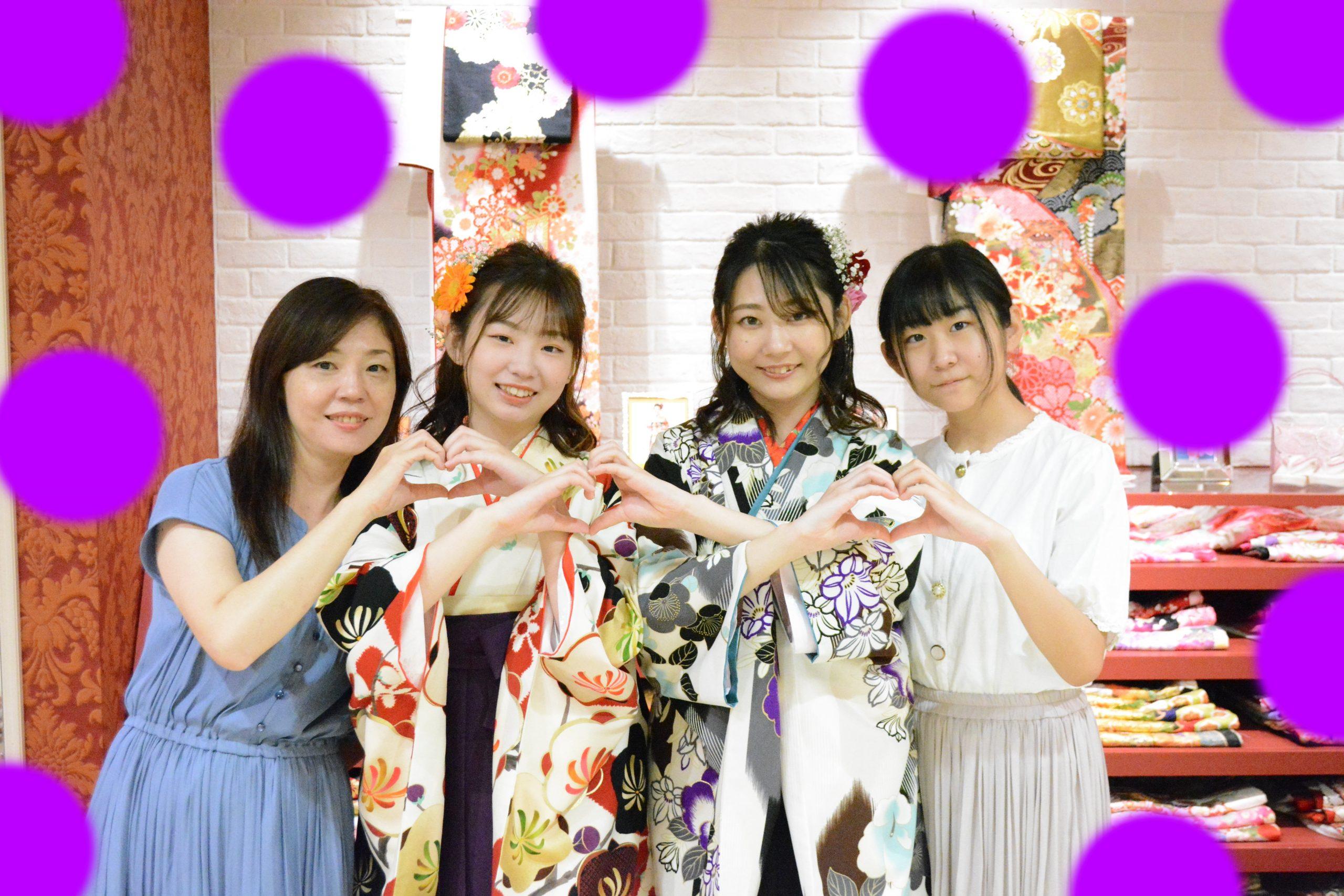 ♡8日 袴の前撮り姫ちゃん♡
