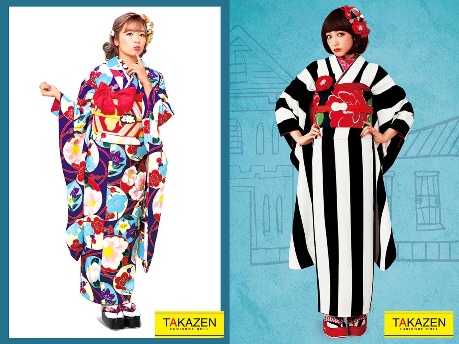 ♥4日 大阪堺で成人式 誰とも被りたくない色・柄をお探しならTAKAZEN堺店♥