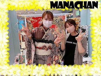 ♡12日 本日のカワイイ振袖姫ちゃん♡