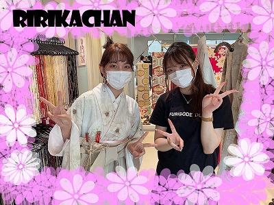 ♡【TAKAZEN堺店】29日 おしゃれでかわいい袴姫ちゃん♡