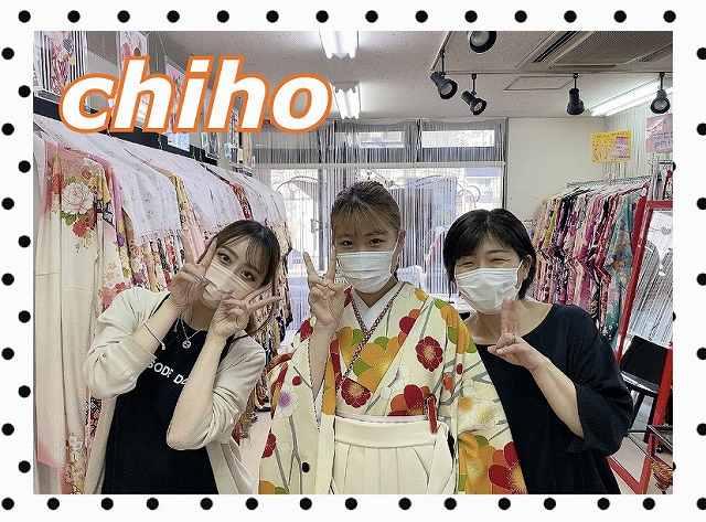 【TAKAZEN奈良店】15日♡レトロ柄のイマドキ可愛い卒業式袴姫ちゃんご紹介♡